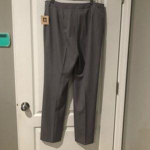 Anne Klein Grey Suit Pants